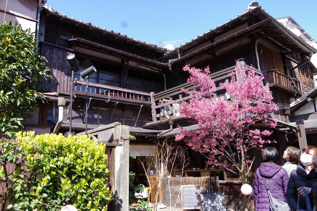 上野桜木あたり 「東東京モノヅクリ商店街」